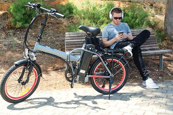 E-Bike Geschwindigkeit